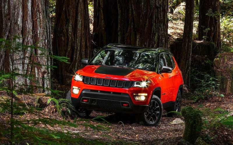 Jeep объявил рублевые цены на кроссовер Compass