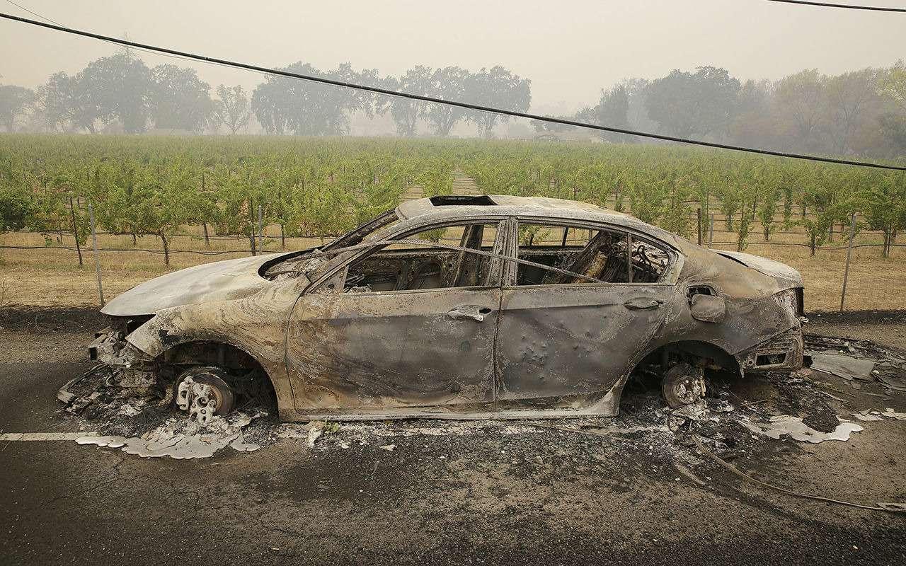Автомобиль в«тотал»: стихия способна навсе!— фото 829934