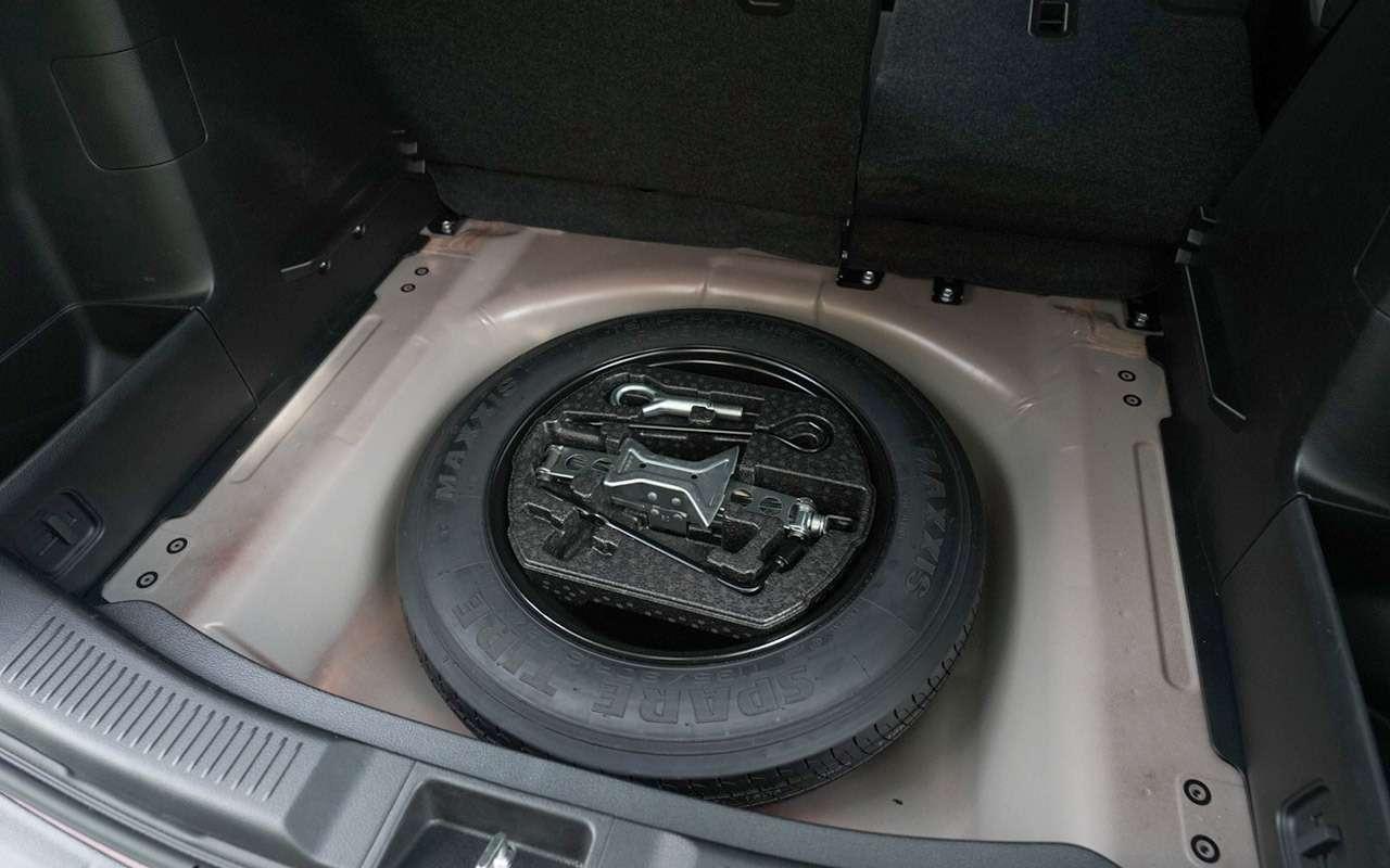 Старший брат: 21 главный вопрос к Suzuki SX4 - фото 1161921