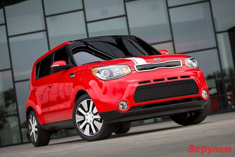 Kia Soul 2014 1600x1200 wallpaper 02