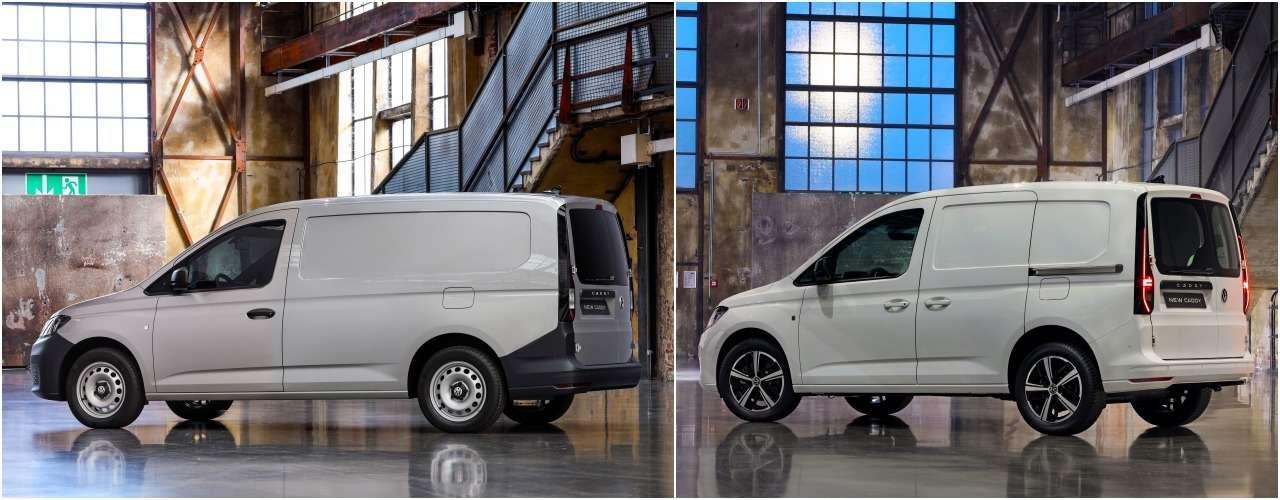 Новый Volkswagen Caddy: все изменения— фото 1115293