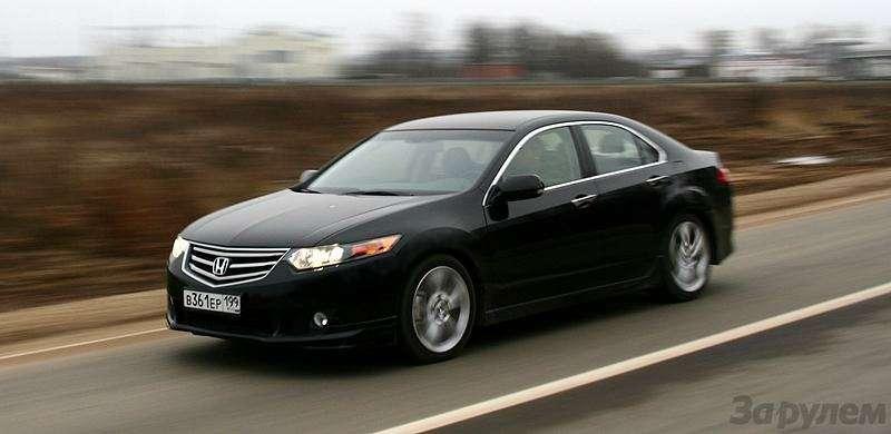 Тест Honda Accord Type-S: Разум или чувства (ВИДЕО)— фото 5852