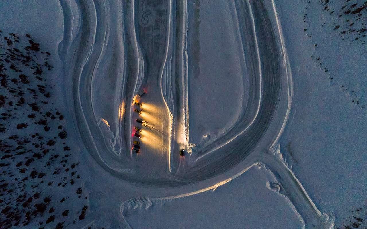 Выбираем зимние шины: без шипов, нос«когтями». Или с«карманами»?— фото 900936