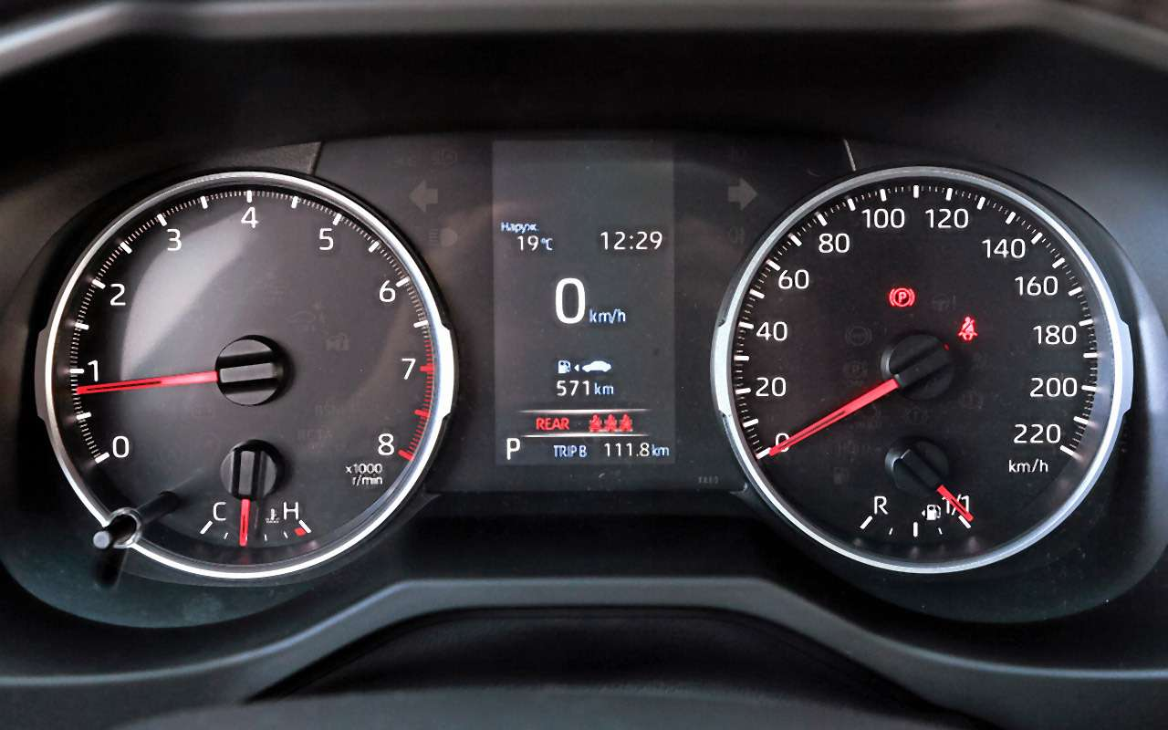 Toyota RAV4и Opel Grandland X— большой тест— фото 1202892