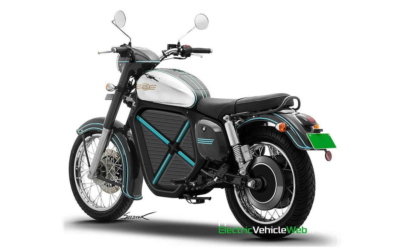 Воттак (возможно) будет выглядеть Jawa нового поколения— фото 1158340