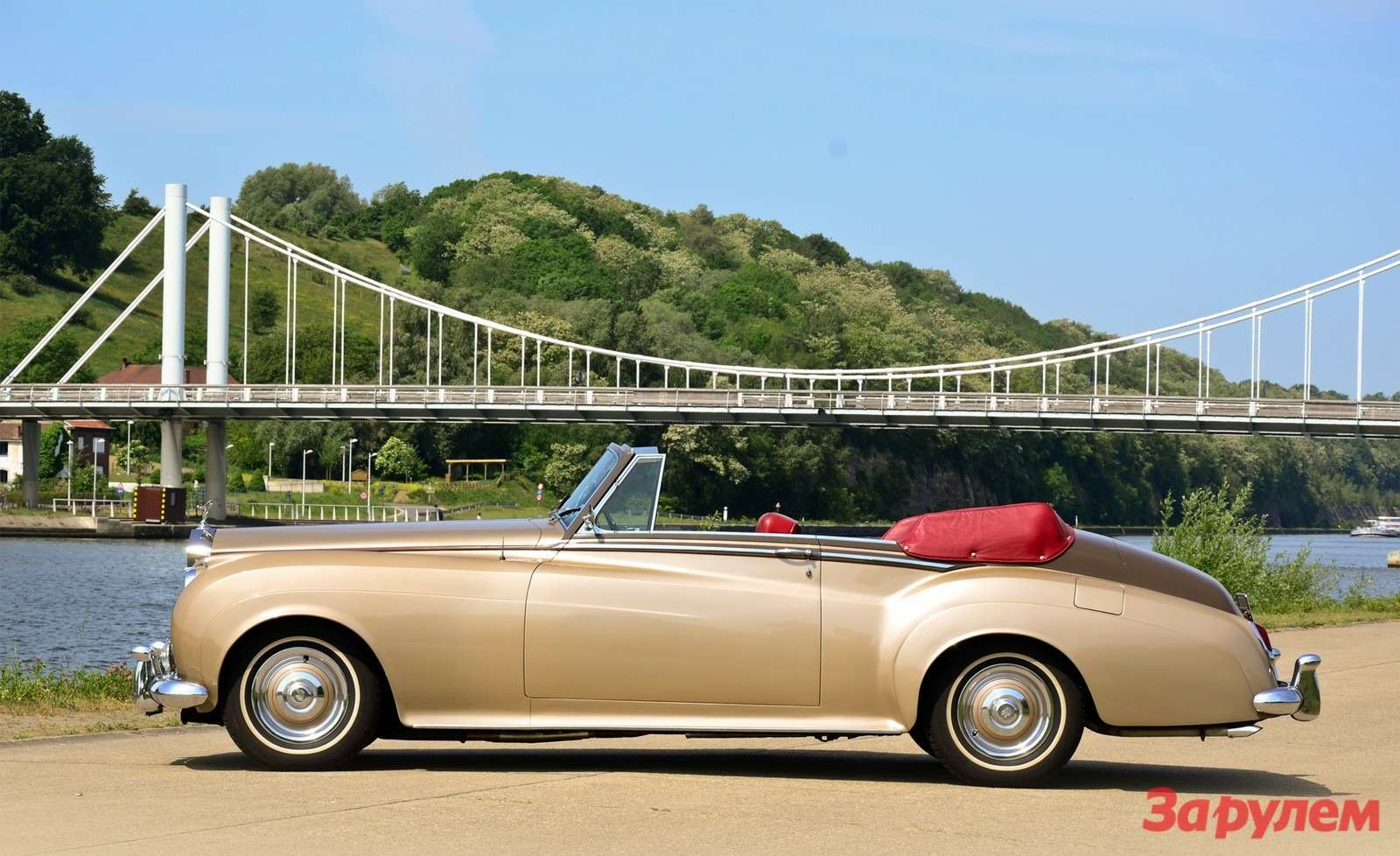 1962. Rolls-Royce Silver Cloud IIDrophead Coupé