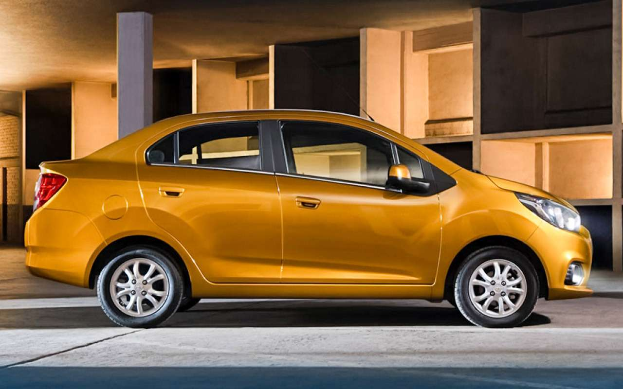 Chevrolet Spark, Kia Picanto, Лада XRAY— тест вцифрах— фото 1268018