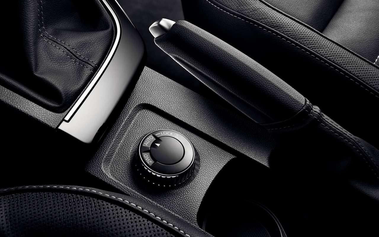 Новая Renault Arkana: чем она лучше Дастера иКаптюра?— фото 988816