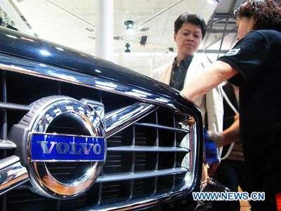 В Китае отзывают 4000 Volvo S40/XC60/C70