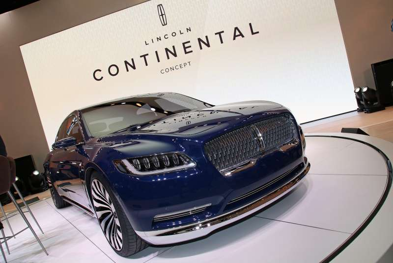Lincoln Continental Concept4