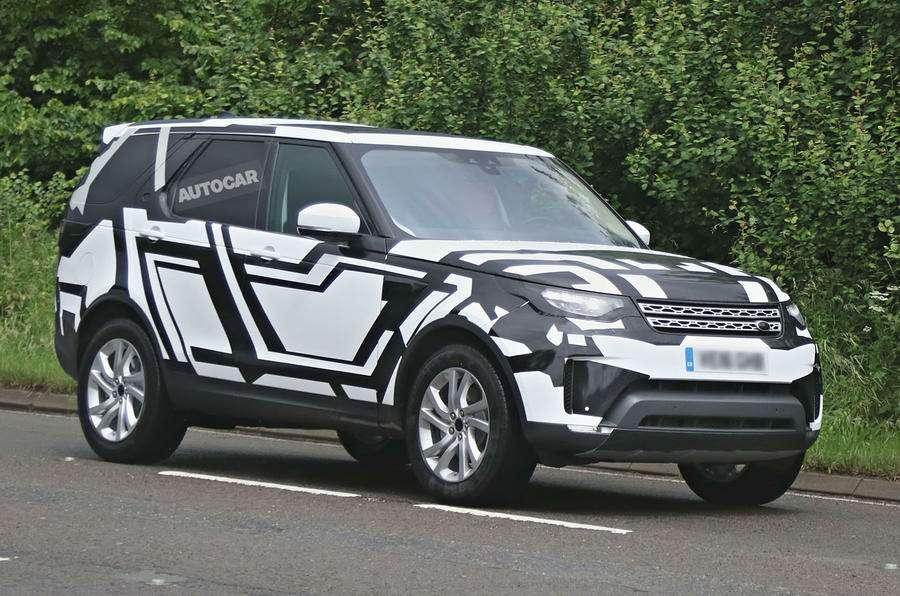 Land Rover Discovery обнажился перед камерой— фото 600088