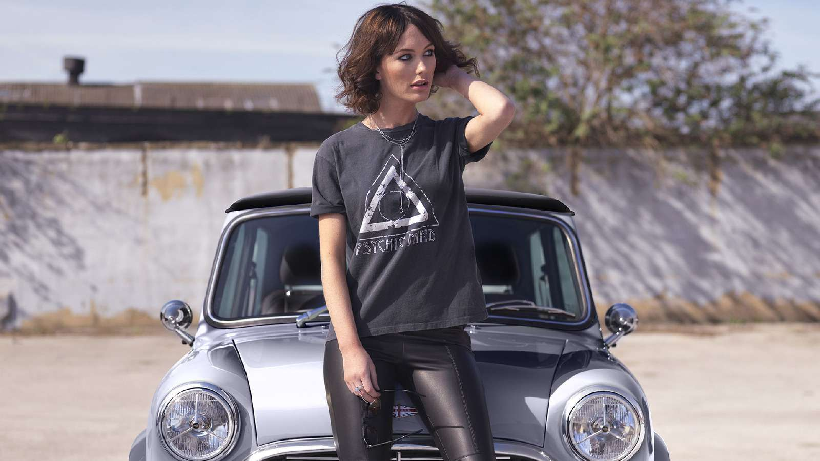 Инверсивный подход: дебютировал Mini Remastered поцене Porsche— фото 733509