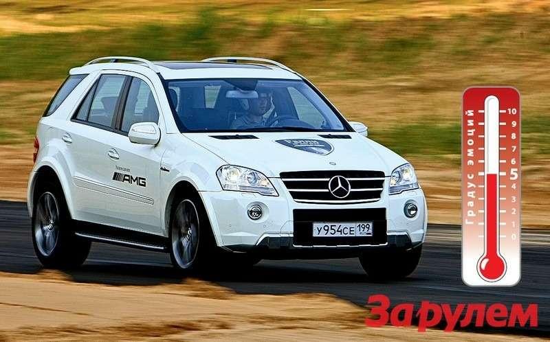 Mercedes-Benz ML63AMG