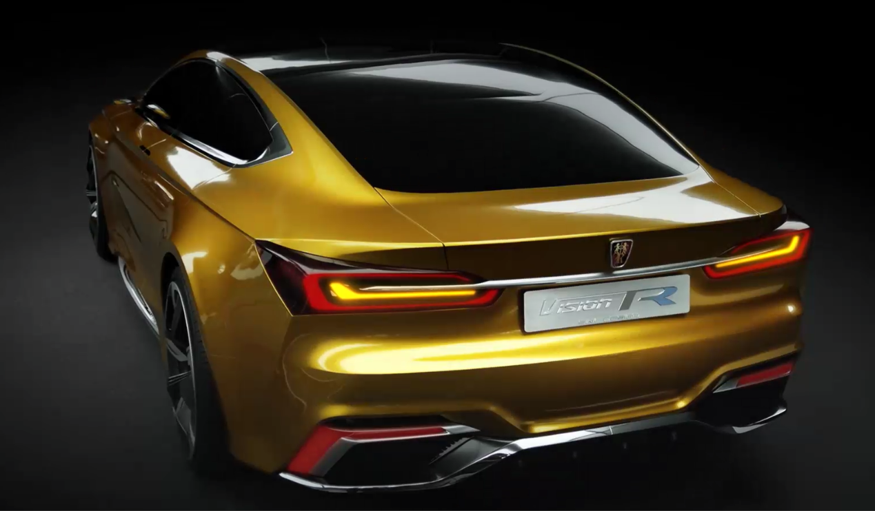 Roewe Vision-R Concept 02