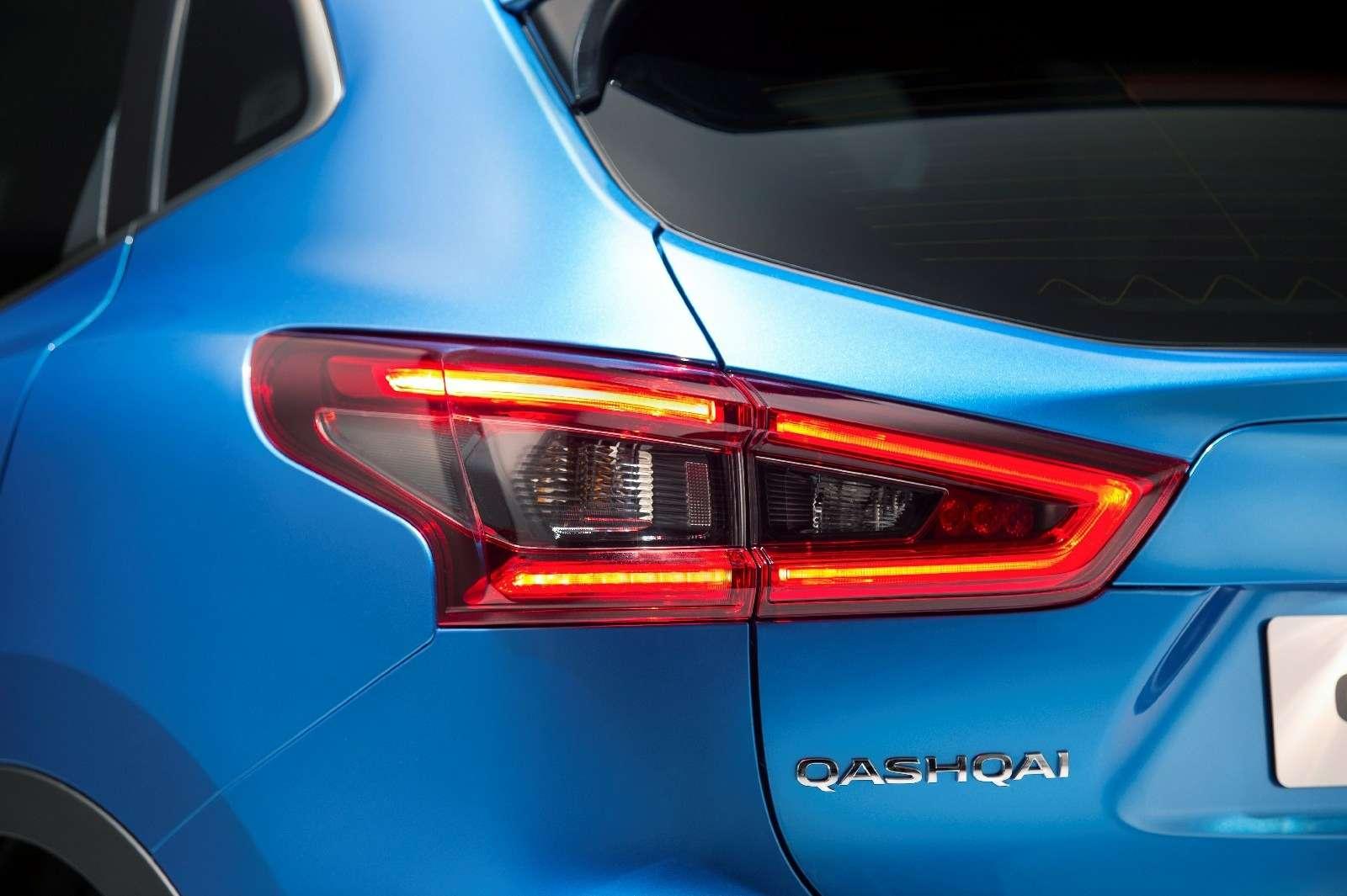 Обновленный Nissan Qashqai: европейский бестселлер самериканским лицом— фото 717711
