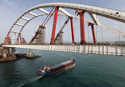 Мост в Крым получил название: сенсации не произошло