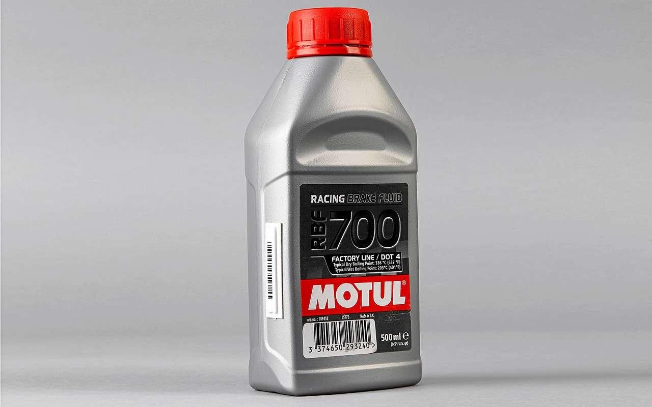 Тормозные жидкости итестеры дляних: экспертиза «Зарулем»— фото 1237685