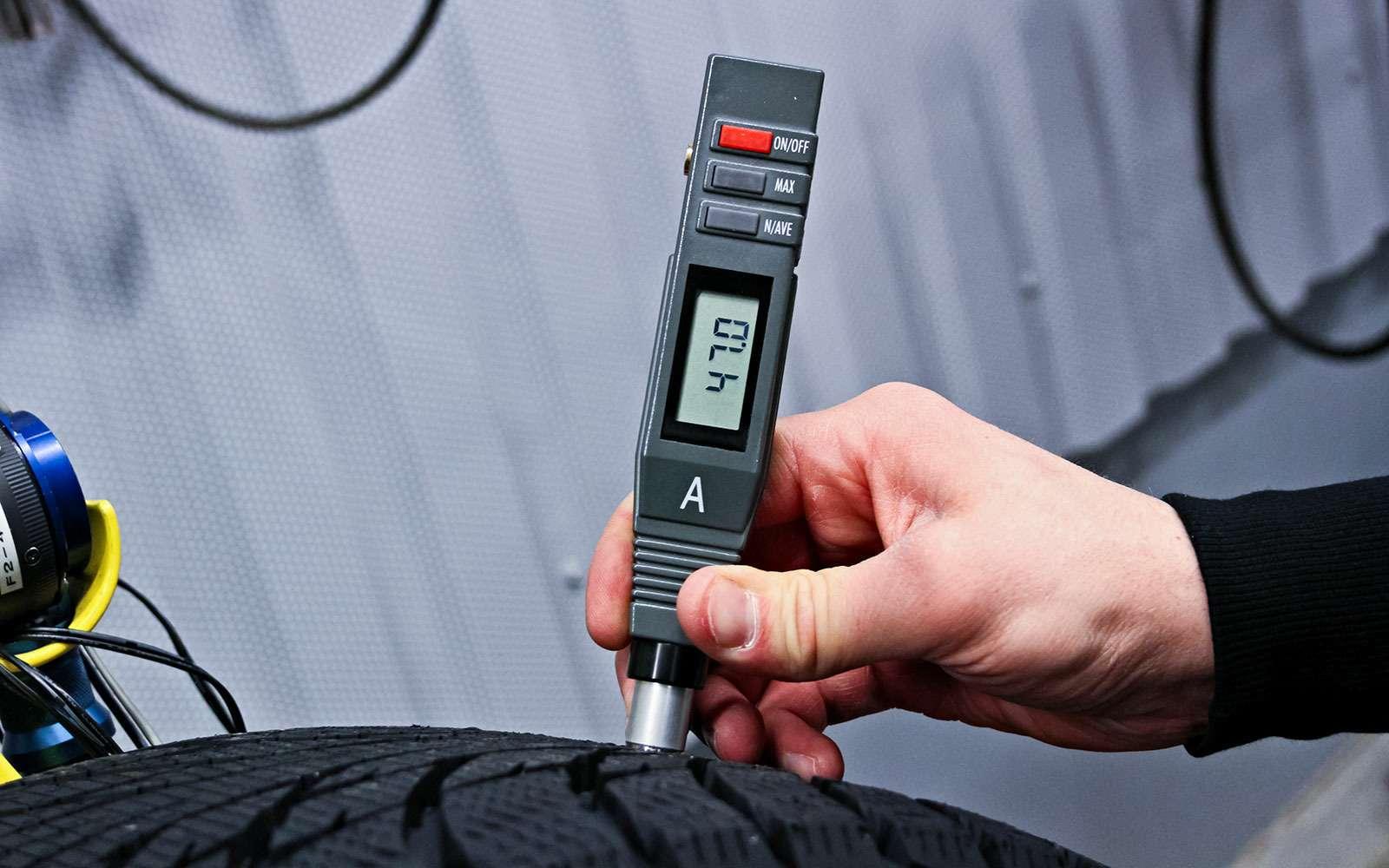 Большой тест нешипованных шин 225/45R17: иникаких гвоздей— фото 648916