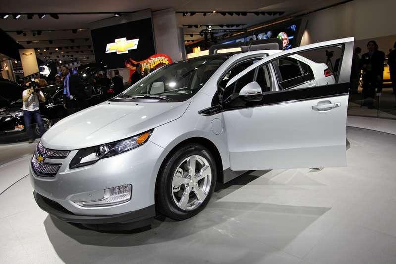 Chevrolet Volt предложат подемпинговой цене