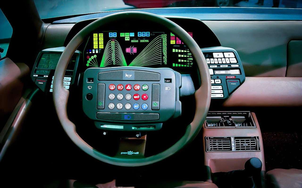 14непонятных кнопок вавтомобиле. Вызнаете, зачем они?— фото 1089107