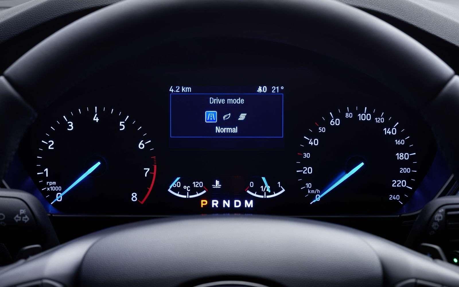 Новый Ford Focus: больше никаких PowerShift'ов!— фото 861413
