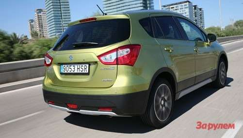 09 SX4 S CROSS Dynamic