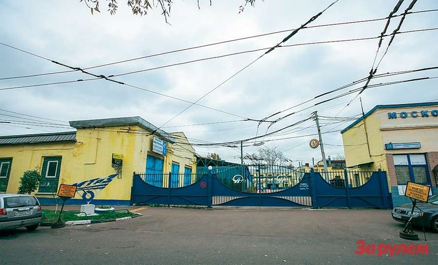 Последам московского автопрома: от«Бромлей» до«Москвича»— фото 260368