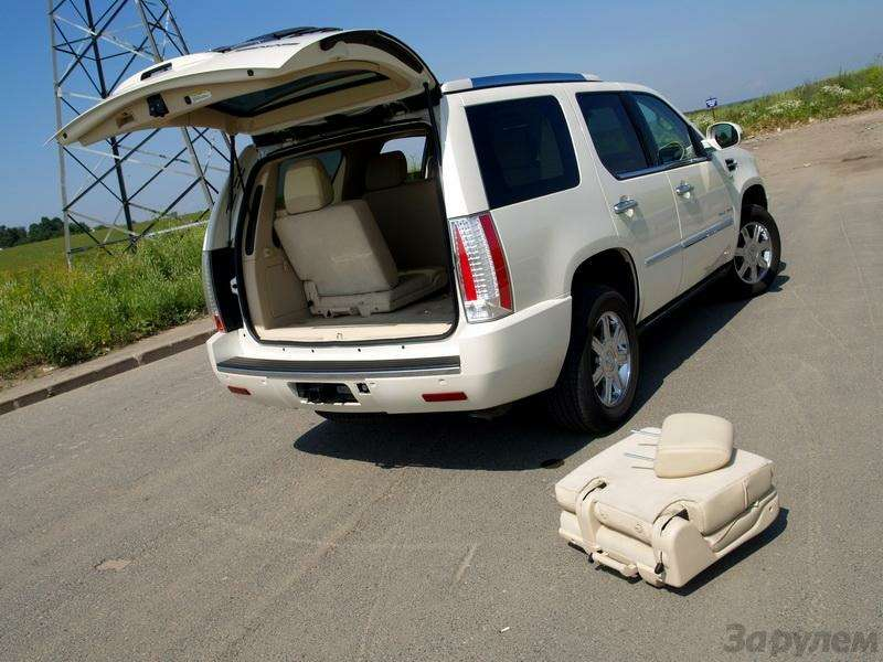 Cadillac Escalade: Риторический вопрос (ВИДЕО)— фото 344596