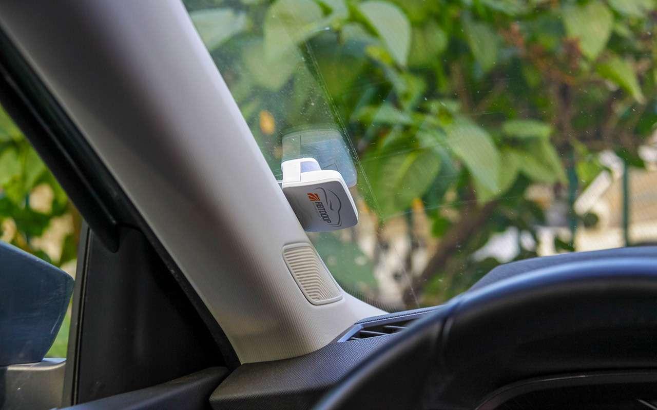 Skoda Octavia 2021в дальнем пробеге: как едет? какой расход?— фото 1275637