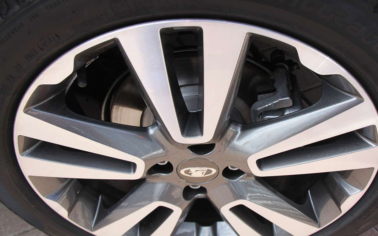 Lada Vesta Cross седан— новые подробности— фото 872932