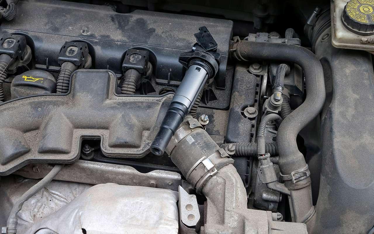 Citroen после 110 тыс. км: масло вАКП— невечное— фото 1203941