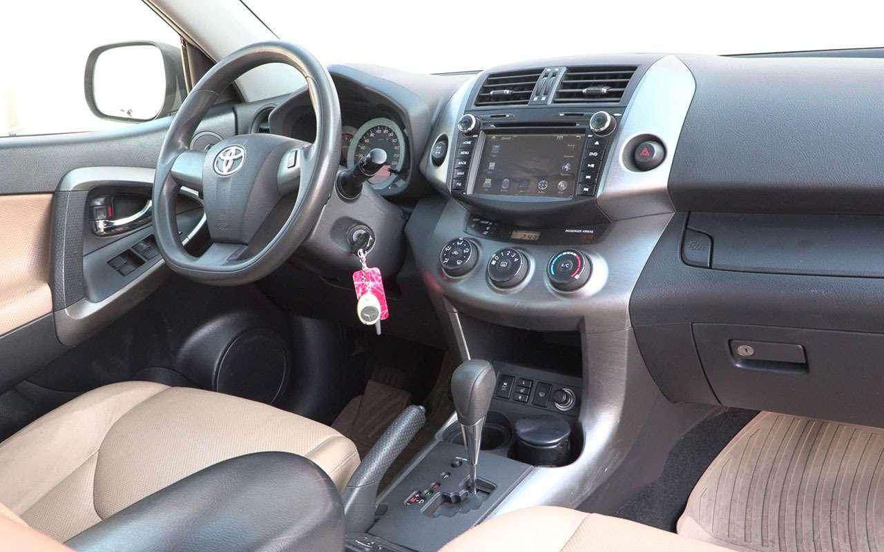 Подержанный Toyota RAV4— все проблемы ислабости— фото 1116323