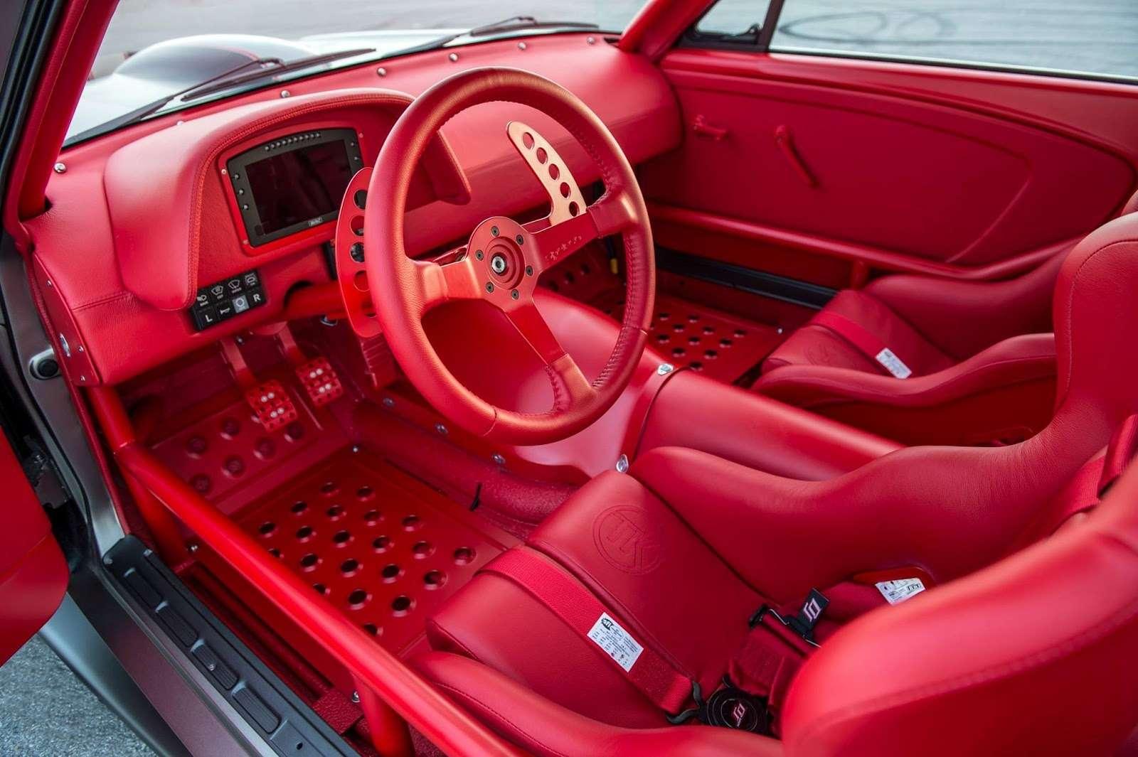 Конь Горыныч: 1000-сильный Ford Mustang стройным наддувом