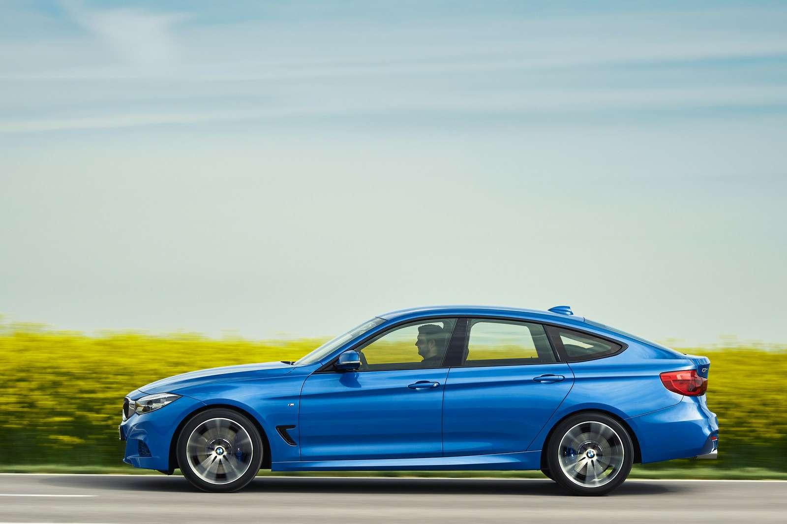 Обновленный BMW 3-й серии GT: урок эффективного менеджмента— фото 593865