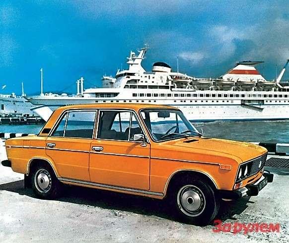 Старт производства ВАЗ-2106: 1,6л, 80л.с. Двухмиллионный автомобиль— ВАЗ-21011.
