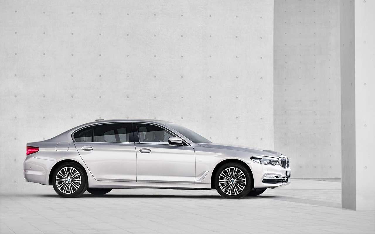 10моделей BMW, окоторых мытолько мечтаем— фото 919690