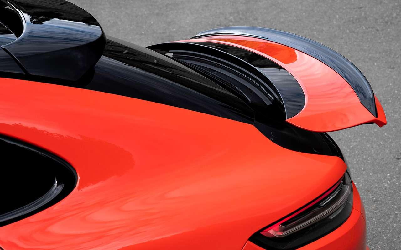 Самый дорогой Porsche Cayenne— тест-драйв «Зарулем»— фото 985038