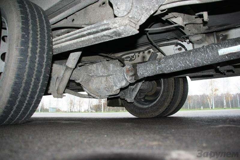 Ford Carado A464: Все свое везу ссобой— фото 5900