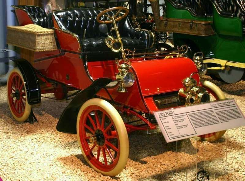 3 1903 ford Anocopyright