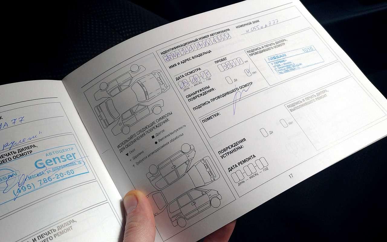 Покупка автомобиля спробегом: типичные механизмы обмана— фото 803610
