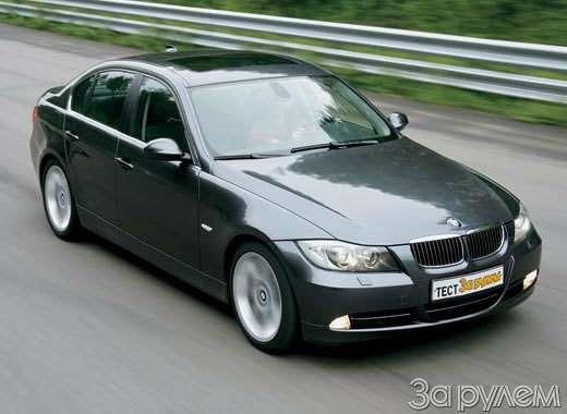 BMW330i. Асвиду— обычный седан— фото 57726