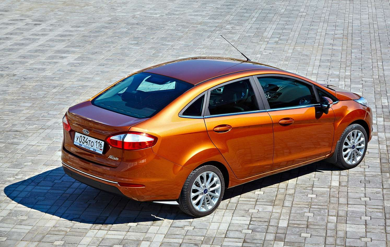 Ford Fiesta: проверка наремонтопригодность— фото 610330
