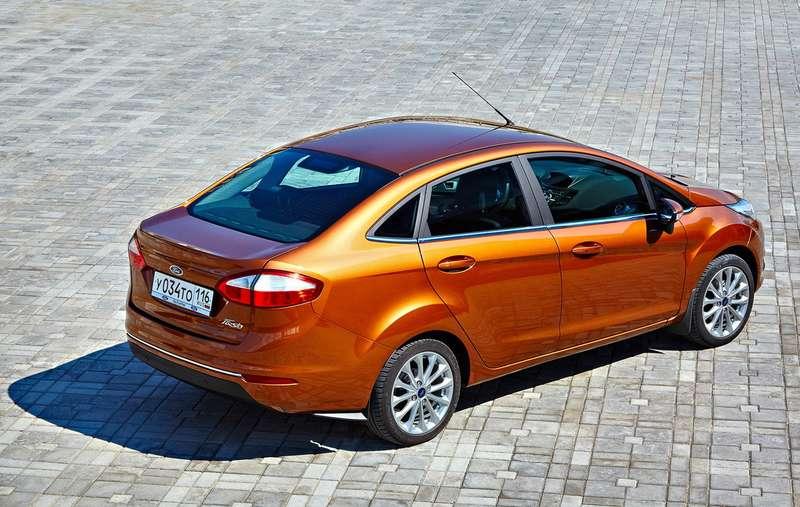 Ford Fiesta: проверка наремонтопригодность