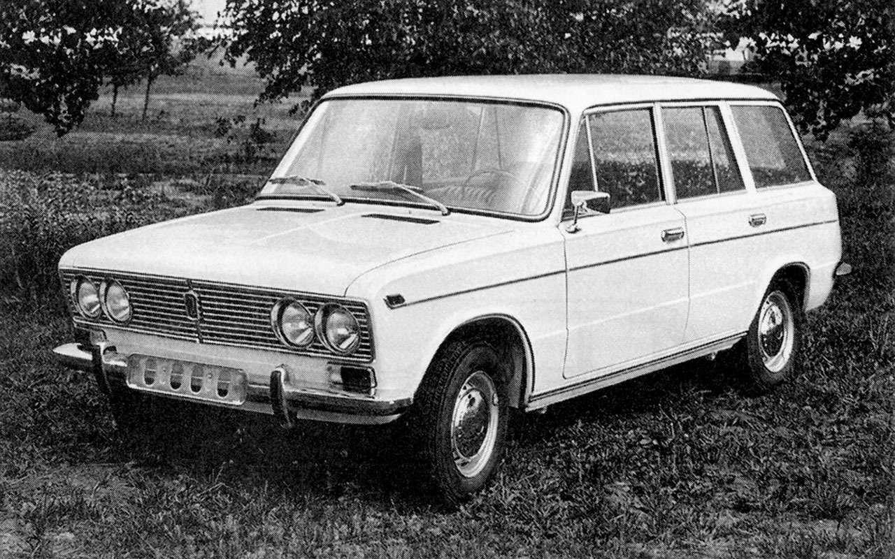 Неизвестные модели ВАЗа: оних никто неузнал— фото 1079940