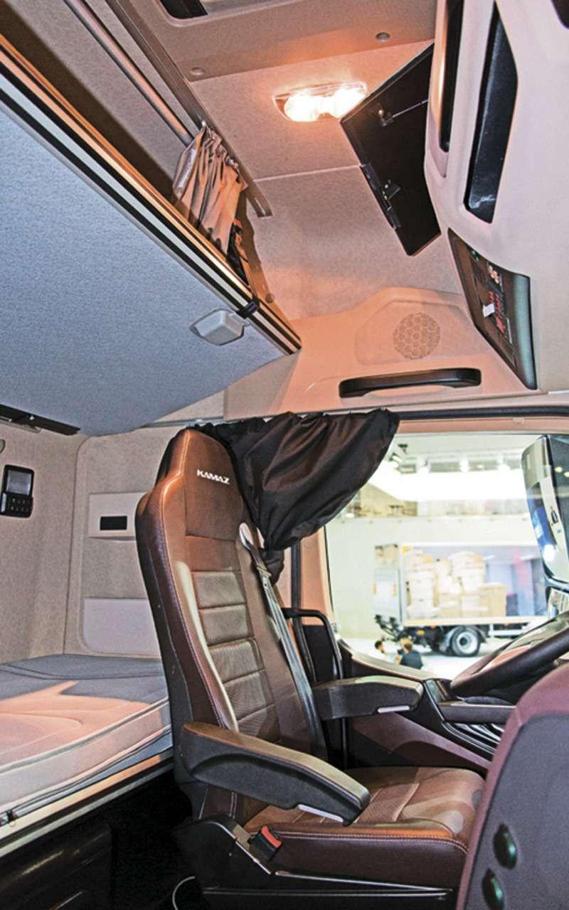 КАМАЗ пятого поколения— подробный обзор— фото 1254168