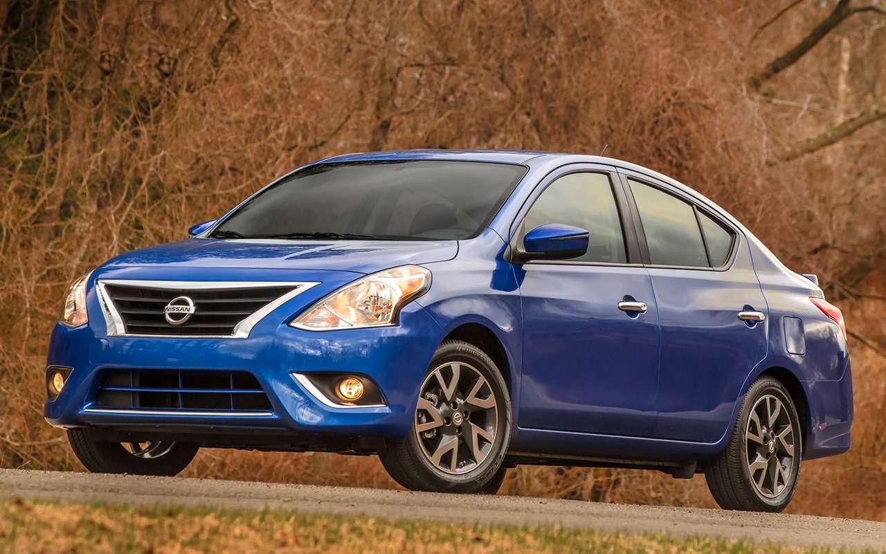 10моделей Nissan, окоторых вынезнали или успели забыть— фото 881806