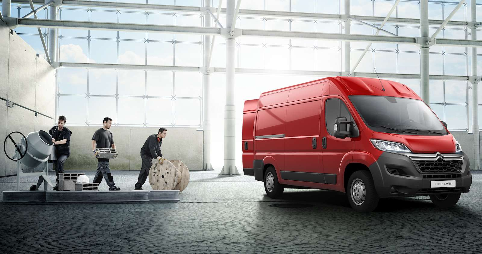 Какой фургон выгоднее длябизнеса— фото 691662