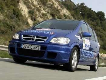 Водородный Opel Zafira стал призером нагонках Монте-Карло— фото 103959