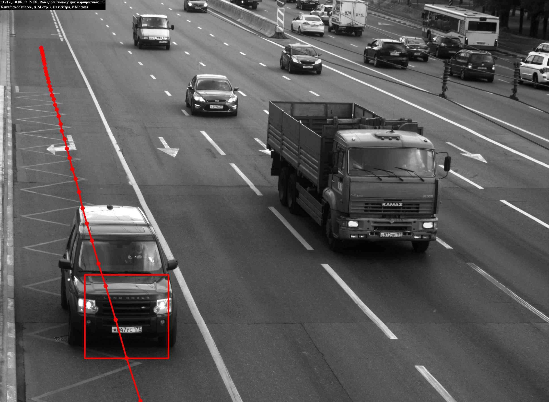 Знать влицо: как работают камеры видеофиксации нарушений— фото 660600