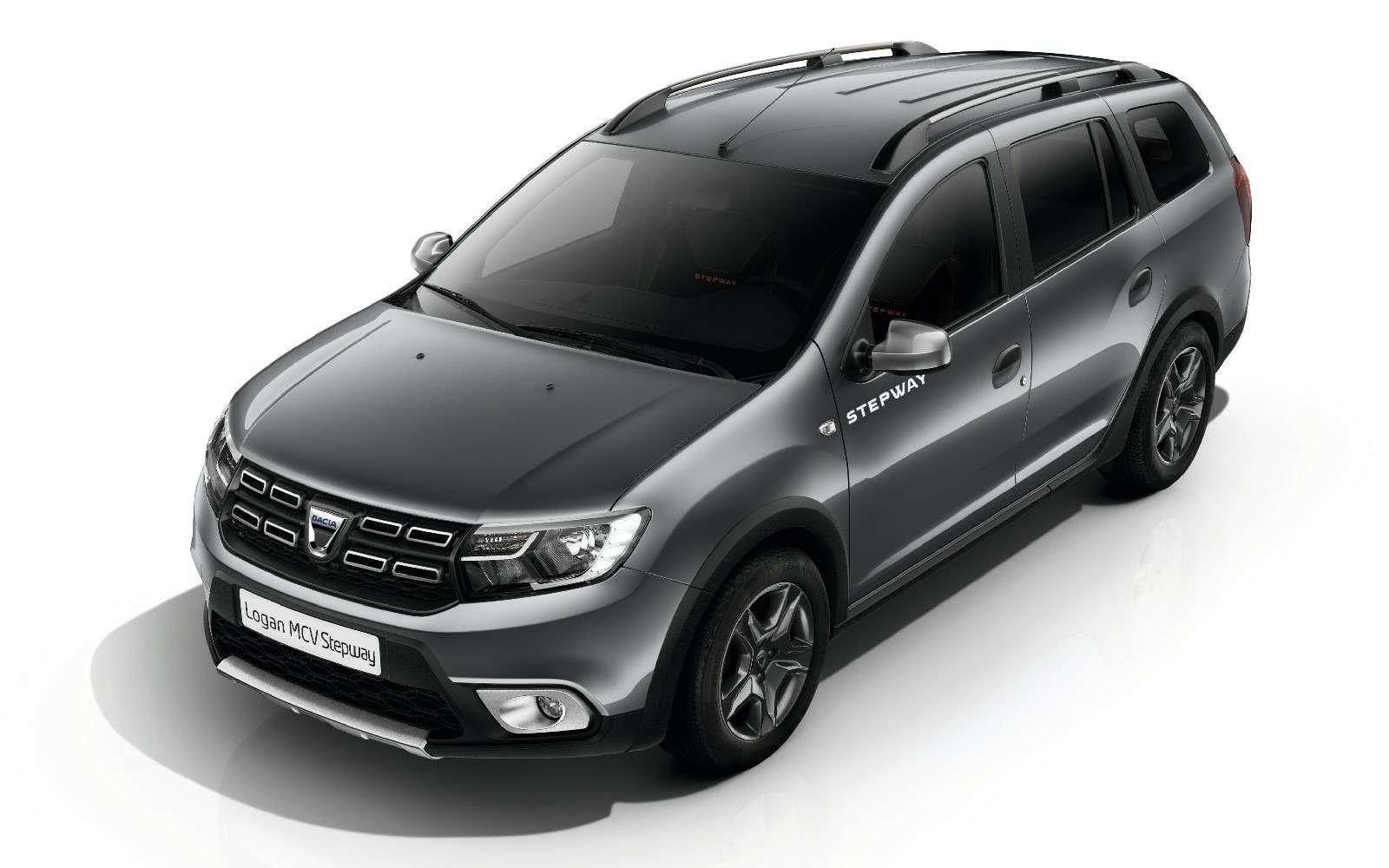 Dacia Explorer: не путать сФордом!— фото 732233